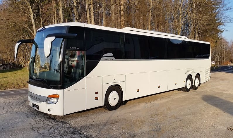 Buses hire in Hunedoara County